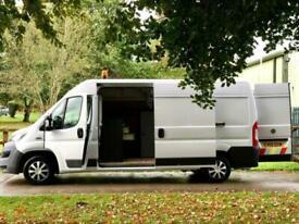 Fiat Ducato / Citroen Relay / Peugeot Boxer 130 Bhp, Lwb Van ***Workshop Van***