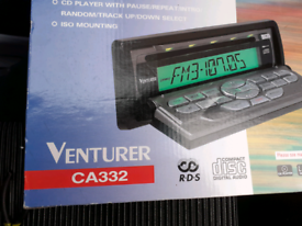 Venturer car stereo