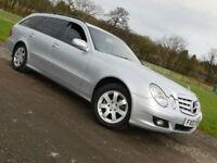 2007 Mercedes-Benz E CLASS E280 3.0TD CDI 7G-Tronic AUTO DIESEL ESTATE*7 SEATS*