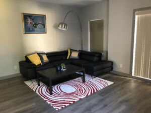 The room in the modern brand new townhouse in Langford for male