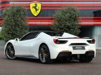 2017 Ferrari 488 Spider 2dr Auto Convertible Petrol Automatic
