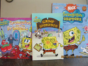 3  SPONGEBOB    BOOKS     LIKE NEW  year    2005    2004