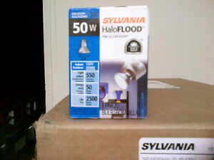 Sylvania Halogen Par 20 Light Bulbs - 50Watt