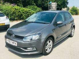 image for 2017 Volkswagen Polo 1.2 TSI Match Edition DSG (s/s) 5dr Hatchback Petrol Automa