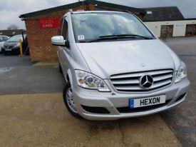 2011 Mercedes-Benz Viano 2.2CDI ( 163bhp ) AUTOMATIC SAT NAV NEW SERIVCE