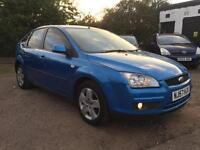 2007 Ford Focus 1.8TDCi ( 115ps ) Style 4dr Diesel