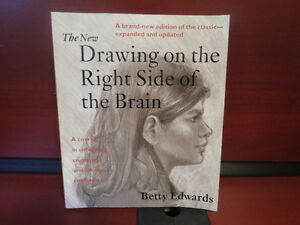 The New Drawing on the Right Side of the Brain 2nd edition