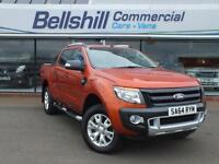 Ford Ranger 3.2TDCi ( 200PS ) 4x4 auto Wildtrak Double Cab ONLY 22353 MILES