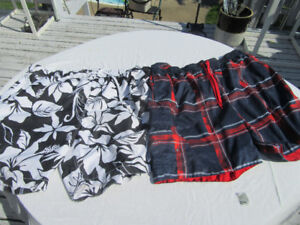 MENS SIZE 2X AND 3X SWIMMING TRUNKS OR SHORTS