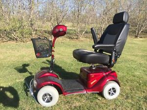 Merits pioneer 4 mobility scooter