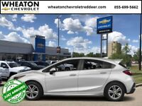 2017 Chevrolet Cruze LT  - Heated Seats -  Touch Screen Red Deer Alberta Preview