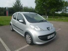 image for 2007 Peugeot 107 1.0 Urban 5dr 2-Tronic HATCHBACK Petrol Automatic
