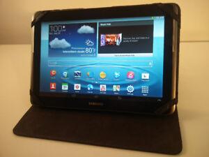 "Samsung Galaxy Tab 2 10"" with Targus case"