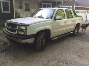 2006 Chevrolet Avalanche Parts/Pièces
