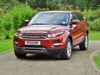 Land Rover Range Rover Evoque 2.2 Sd4 Pure 4wd DIESEL MANUAL 2012/62