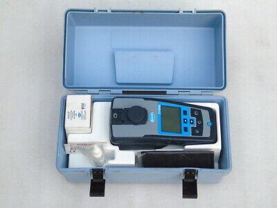 Nos Hach 2100q Portable Turbidimeter Turbidity Measurement Meter Lpg439.01.00002
