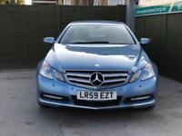 2009 Mercedes-Benz E Class 3.0 E350 CDI SE 2dr