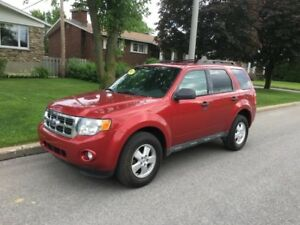 2012 FORD ESCAPE XLT, 4 CYL, 2.5 L, AUTOMATIQUE