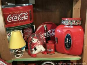 Coca Cola Collectibles A