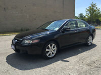 2005 Acura TSX Rare 6 Speed Manual/Loaded/Certified and E-Tested City of Toronto Toronto (GTA) Preview