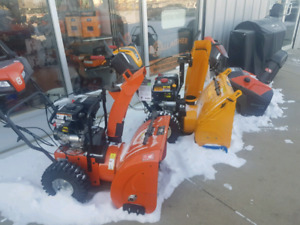 ***SNOW BLOWER CLEARANCE ***AG PLUS