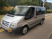 2012 Ford TRANSIT 2.2TDCi 125PSEU5 280S Low Roof Trend 9 SEAT MINI BUS Tourneo M