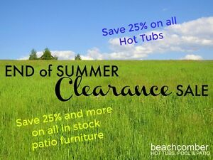 BEACHCOMBER - End of Summer Clearance Sale