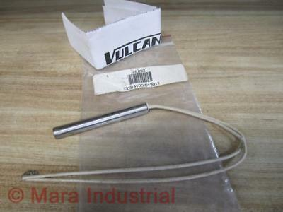 Vulcan 2e892 Swaged Cartridge Heater