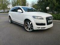 Audi Q7 SE Auto ABT Body Kit 7 SEAT