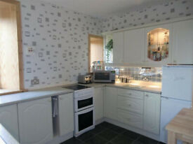 2 bedroom furnished flat to rent