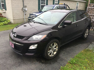2012 Mazda CX-7 SUV, Crossover awd turbo