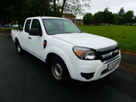 2009 59'reg Ford Ranger 2.5 TDCi 4x2 Crew Cab XL