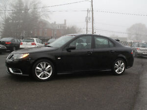 2008 Saab 9-3 Aero:Only 89Kms, Auto,Leather, Sun Roof, Must See!