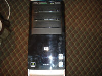 HP tower, 4GB ddr2 ram, Nvidia Geforce 9500GS,Core2Duo E7300