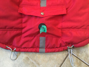 Premium Dog Coat by Silver Paw size XL West Island Greater Montréal image 6