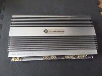 DLS 1200 Watts RMS Subwoofer Amplifier Class A/B Not Genesis