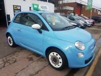2014 (14) FIAT 500 1.2 COLOUR THERAPY 3DR