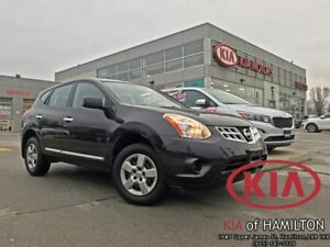 2013 Nissan Rogue S FWD | Fantastic Condition | New Tires!