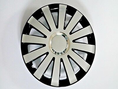 """FREE GIFT #A XSARA PICASSO SET OF 4 15/"""" WHEEL TRIMS TO FIT CITROEN SYNERGIE"""