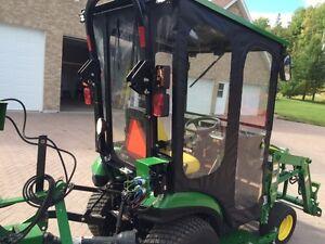 Cabine pour tracteur John deer 1025r Saguenay Saguenay-Lac-Saint-Jean image 8