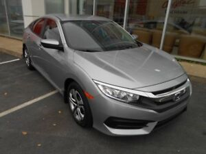 2017 HONDA CIVIC LX OWN IT FOR $186 B/W