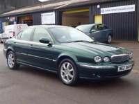 2004 (04) Jaguar X-TYPE 2.0D SE saloon Diesel *Trade in to clear*