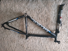 Carrera fury frame and suspension fork
