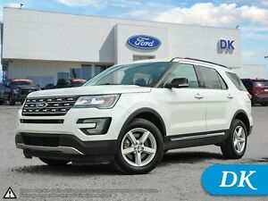 2016 Ford Explorer XLT AWD w/Bluetooth, and Power Heated Seats!