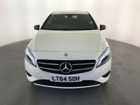 2014 64 MERCEDES A200 SPORT CDI AUTO 1 OWNER MERCEDES SERVICE HISTORY FINANCE PX