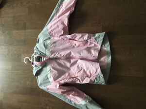 Girls Size S North Face Jacket