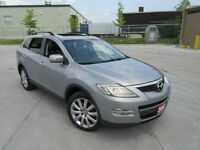 2007 Mazda CX-9- Leather,roof, up to 4 years warranty Certified