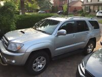 2005 Toyota 4Runner Sport Edition trade or sell