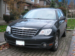 2008 Chrysler Pacifica touring SUV, Crossover