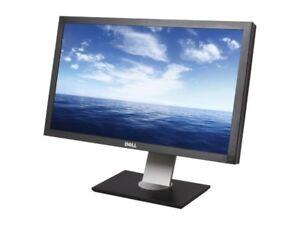 """DELL Monitor. Dell UltraSharp U2711 IPS-Panel Black 27"""" 6ms WQHD"""